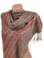 Кашемировый палантин шарф