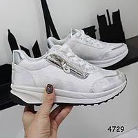 Кроссовки женские очень удобные Белоснежные+ Бесплатная доставка Закажите у Нас качественную обувь!