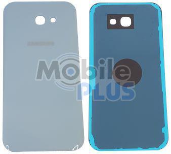 Батарейная крышка для Samsung A720 Galaxy A7 2017 (Blue)