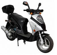 Мотороллер скутер мопед Spark SP150S-16 Спарк ДТЗ 150 см³ куб кубов