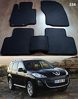 Коврики на Peugeot 4007 '07-12. Автоковрики EVA
