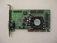 Видеокарта AGP GF2 MX400 32mb
