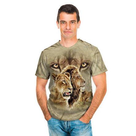 3D футболка для мальчика The Mountain р.XL 13-15 лет футболки детские с 3д рисунком (Найди 10 Львов), фото 2