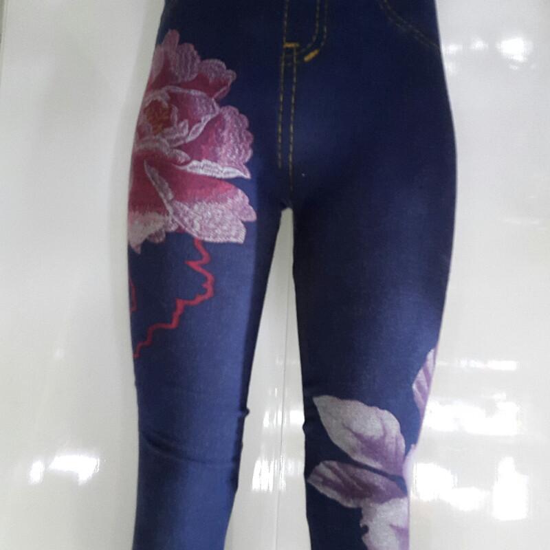 Лосины женские джинс