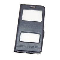 Чехол-книжка Momax для Samsung J330 (J3-2017) Black