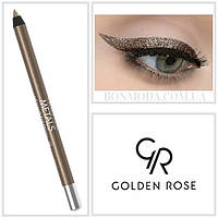 Golden Rose Карандаш для глаз Металлик Metals Metallic Eye Pencil № 02, фото 1