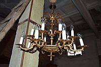 Старый светильник