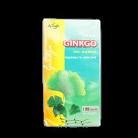 Гинкго Билоба  / Ginkgo Biloba  - Konga Herb / 100 капсул