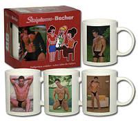 Чашка - Stripbecher Boy