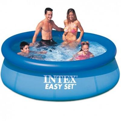 Басейн Intex Easy Set Pool, (244х76см), 2419л