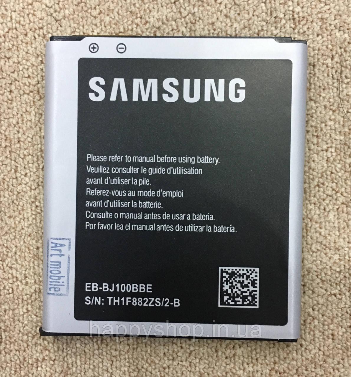 Оригінальна батарея для Samsung J100 (J1) (BE-BJ100CBE)