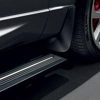 Брызговики Range Rover Sport L494 (13-) / передние с электр подножками, кт. 2 шт