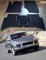 Коврики ЕВА в салон Porsche Cayenne '03-10, фото 1