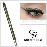 Golden Rose Карандаш для глаз Металлик Metals Metallic Eye Pencil № 04, фото 1