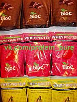 Протеин сывороточный Биос 1 кг/уп. банановый