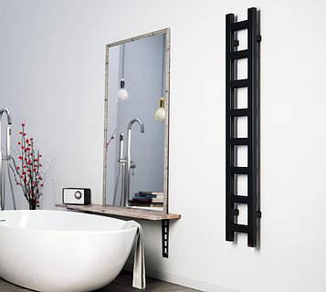 TERMA Електричний полотенцесушитель Easy ONE 1920x200 колір Black