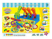 Пластилин Набор для детской лепки Сладости, пресс, инструменты, формочки, SPL289840