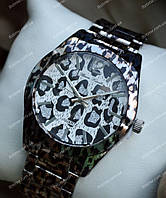 Наручные часы Alberto Kavalli леопардовые silver