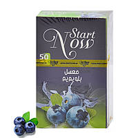 Табак для кальяна Start Now Blue yum yum (Черника) 50 грамм