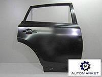Дверь правая задняя Toyota Rav4 2013-2015, фото 1