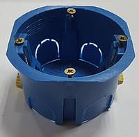 Коробка монтажная соединительная d 68 мм г/к