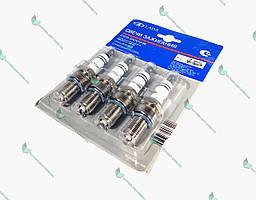 Свеча зажигания ВАЗ 2101-07 (компл.4шт) Bosch (блистер) (пр-во АвтоВАЗ)