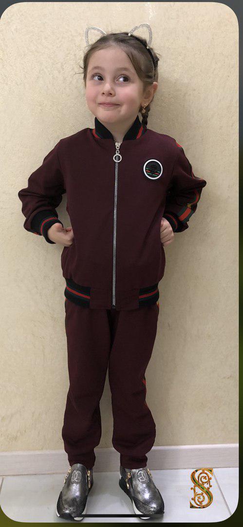 Детский спортивный костюм оп806