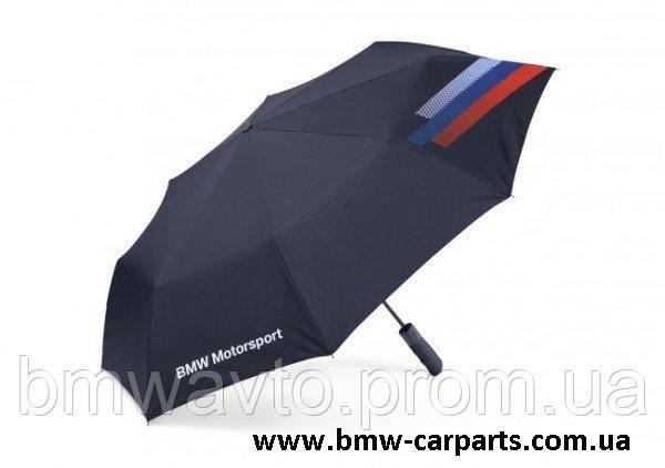 Складной зонт BMW Motorsport Umbrella Blue 2017