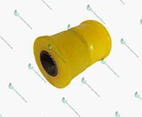 Втулка рессоры УАЗ Патриот,3160,452 (сайлентблок) полиуретан желт. (пр-во Липецк, Россия)