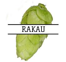 Хмель Rakau (NZ) 2018г - 50г