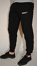 Мужской спортивный костюм Reebok (размеры 44-54, трикотажный) - зеленый, фото 3