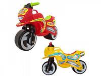 Детский мотоцикл каталка Kinderway 11-006 , красный