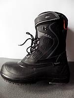 Ботинки сапоги мужские Athletic Works р-р 43 (28 см) (сток, б/у) тёплые зимние
