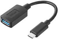 Комп.аксесcуары TRUST USB Type-C to USB 3.0 Converter