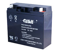 Аккумулятор свинцово-кислотный CASIL CA12180, 12V / 18.0A