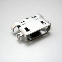 Коннектор зарядки и USB для Prestigio PAP3501 (гнездо, разъем), фото 1