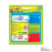 Фломастеры акварельные для самых маленьких Crayola 071662681227