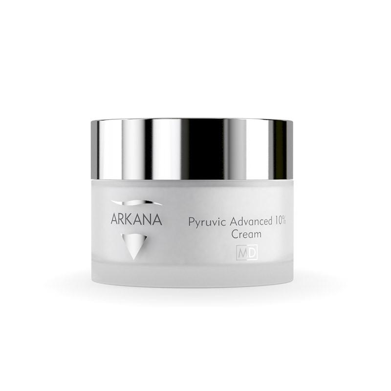 Arkana Pyruvic Advanced 10% Cream Омолаживающий осветляющий крем с 10% пировиноградной кислотой