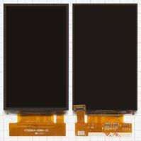 Дисплей для мобільного телефону China-Nokia N8, скло, 24 pin, (78*46), #YX032T003-FPC-V03/HSN46-S320A/KT320KA-028A-V3