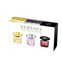 Подарочный набор парфюмерии Versace 3x30ml
