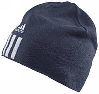 Тонкая спортивная шапка Адидас COLNAV BEANIE G70656 на распродаже