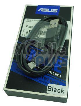 Дата кабель micro-USB для Asus 1m Matt Black