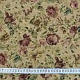 Гобелен ткань, цветы, фото 3