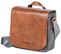 Сумка Olympus OM-D Mini Messenger Bag Leather