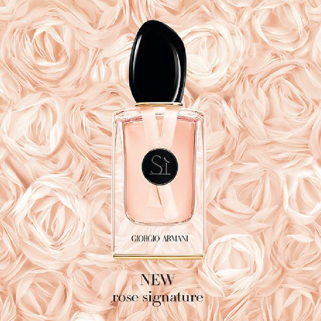 Rose Parfum Armani Giorgio Eau De Lpкопия Si Signature mvn0wN8