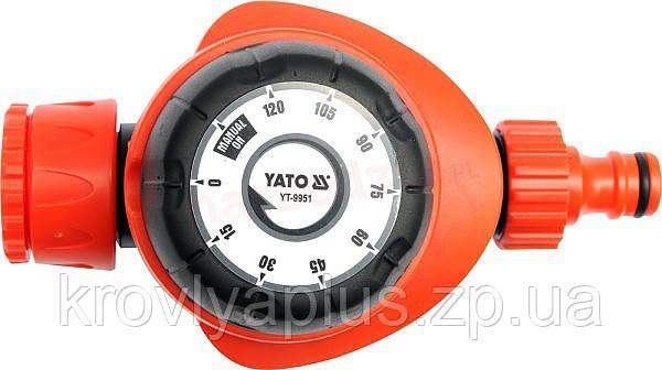 Таймер для полива YATO, фото 2
