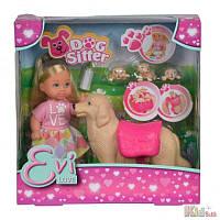 """Кукольный набор """"Еви-няня для щенков"""" Simba 4052351019497"""