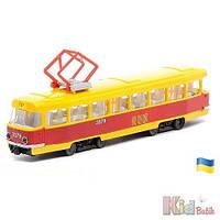 Автомодель Городской трамвай Технопарк 6900001190677