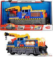 Локомотив функциональный 33 см (свет, звук) Dickie Toys. 4006333041747