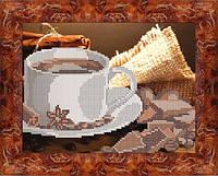 """Схема для вышивки бисером """"Кава і шоколад"""""""
